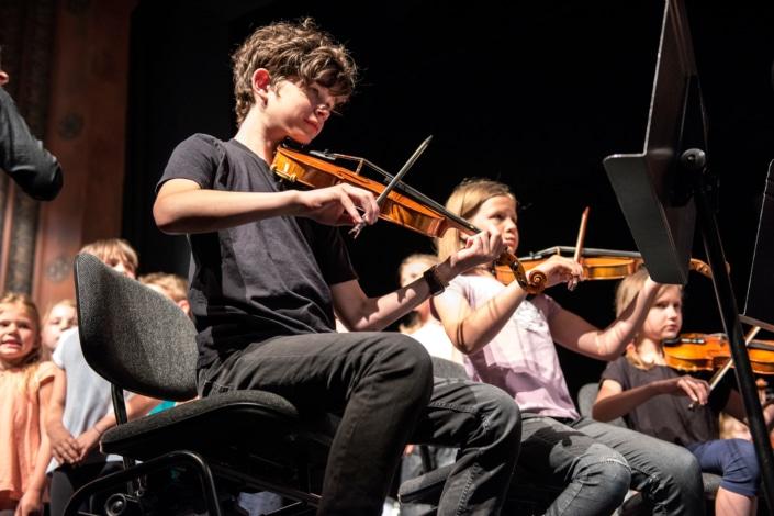 Ensemblekonzert der Musikschule Uri